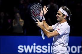 Federer tennis raquette